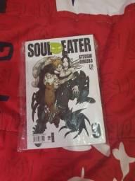 Mangá Soul Eater volume 9