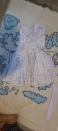 Vestido infantil super conservado