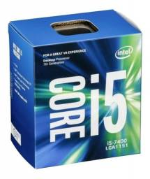 Vendo processador i5 7400