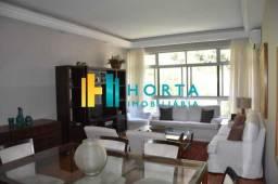 Apartamento à venda com 3 dormitórios em Lagoa, Rio de janeiro cod:CPAP31107
