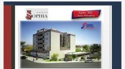Apartamento novo com área privativa, 3 quartos, 3 vagas