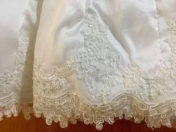 Vestido noiva + sapatos