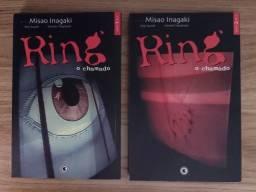 Mangá Ring - O Chamado (História completa em 02 edições)