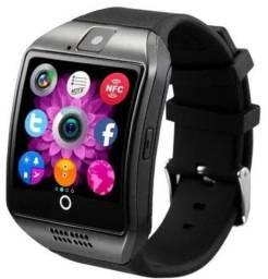 Relógio eletrônicoSmartWatch Q18