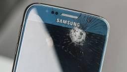 Vidro da Tela para Samsung A80 A805, Mantenha a Originalidade do seu Estimado Celular!