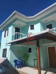 Casa Duplex 3 Quadras da Praia à venda, 100 m² por R$ 700.000 - Costazul - Rio das Ostras/