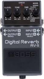 Pedal Boss digital reverb rv5