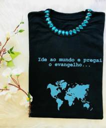 T shirts feminina MISSOES