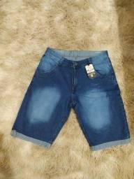 Bermuda jeans - Tamanho 42