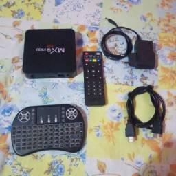 Transforme sua TV comum em smart