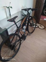 Bicicleta aro 29 todas as peças Shimano Quadro 17 Top Top
