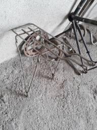 Garoupa de bicicleta antiga