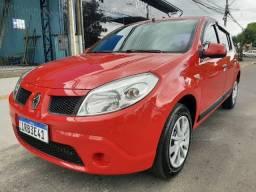 Renault Sandero Expression 1.6 Flex 8v Completo 2011