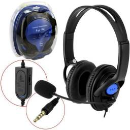Headset para Ps4/xbox one/pc/notebook