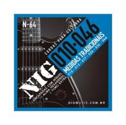 Título do anúncio: Cordas p/guitarra 010
