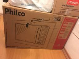 Microondas de embutir Philco