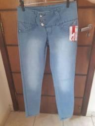 Vende-se Calça jeans sem uso 35,00