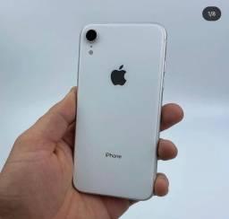 iPhone XR branco 64bg