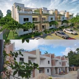 Condomínio Novo com 9 Casas em Aldeia | 750m do Aldeia Boulevard