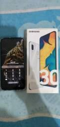 Samsung A30 TV digital