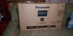 Tv 40 polegadas smart nova na caixa com nota fiscal