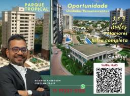 Título do anúncio: Parque Tropical | 3 suítes | Patamares | Melhor empreendimento | 2 Vagas | Oportunidade
