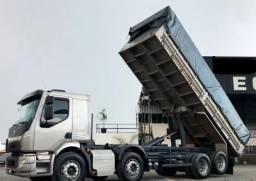 Caminhão 2019 Volvo Vm 330 Bitruck 8x2 Caçamba Agrícola