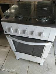 Fogão(defeito no botão do forno)