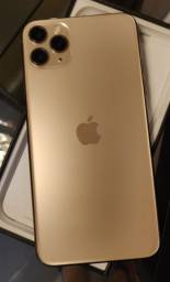 IPhone 11 Pro Max 256Gb. Dourado