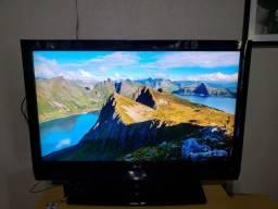 TV LG 42 Polegadas - Ótimo estado - Não é Smart + Home Theater Multilaser 5.1