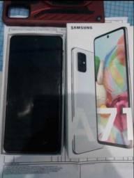 SAMSUNG A71( vendo ou troco por iPhone)