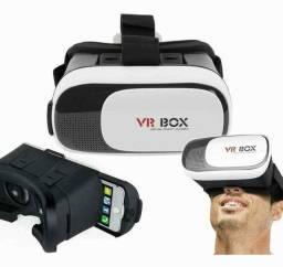 Óculos realidade virtual 3D VR box