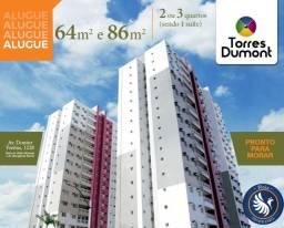 Torres Dumunt- alugo 1 moradia andar alto nascente- *