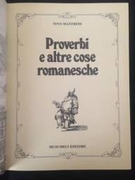 Proverbi e altre cose romanesche - Nino Manfredi