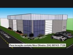 Alugo Sala Comercial em Vacaria RS