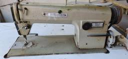 Maquina de costura gemsy gci-4 Com bancada completa