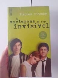 Livro: As vantagens de ser invisível