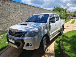 Hilux 2014 SRV 3.0 4X4 Turbo Diesel (Aut)