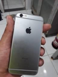 iPhone 6s silver pra vender hoje