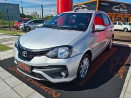 Toyota Etios Sd X 2019