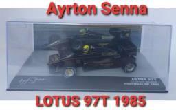 FÓRMULA 1 LOTUS 97T AYRTON SENNA, PORTUGAL GP 1985
