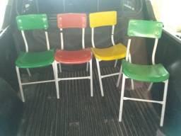 Cadeira escola infantil