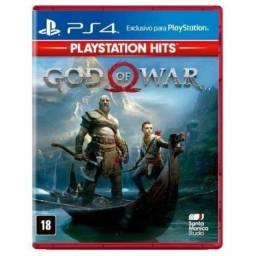 Jogo God Of War Hits - PS4