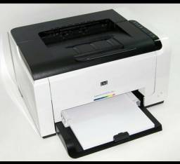 Excelente Impressora  HP CP1025