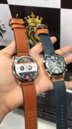 Relógio CURREN original por 179,99?