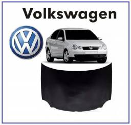 Capo Original Volkswagen Polo Sedan E Hatch 2003 2004 2005 2006 Novo