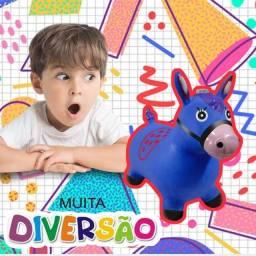Upa Cavalinho Upa Musica Led Modelo Brinquedo Pocoto Pocoto Infantil