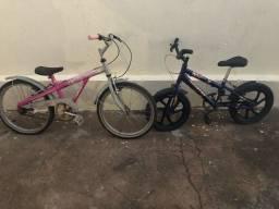 Vendo 2 Bicicleta infantil