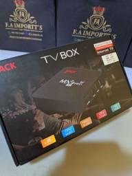 TV BOX MXQ 4K 64GB
