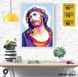 Quadro: Jesus Cristo